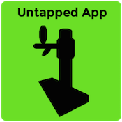 untapped app icon